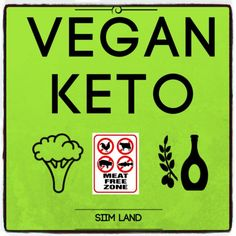 Is There a Vegan Ketogenic Diet? -- How to Get Into Vegan Ketosis