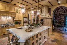 castle modern castles kitchens kitchen luxury medieval kali lane