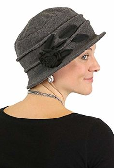 Shop a great selection of Fleece Hats Women Cloche Cancer Headwear Chemo  Ladies Winter Head Coverings. Find new offer and Similar products for  Fleece Hats ... 0e4a738dc87c