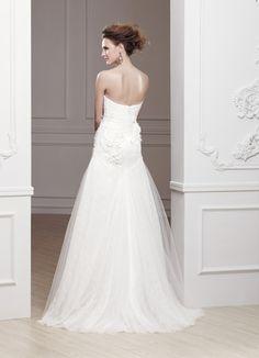 Brautkleid Opal Modeca | evet ich will - das türkische Hochzeitsportal