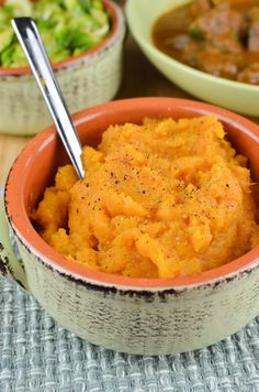 Syn Free Sweet Potato Mash – Slimming World Recipes – Slimming Eats Slimming Eats Syn Free Sweet Potato Mash – gluten free, dairy free, paleo, vegetarian, Slimming World and Weight Watchers friendly Sweet Potato Recipes, Spicy Recipes, Diet Recipes, Healthy Recipes, Recipies, Yummy Recipes, Slimming Eats, Slimming World Recipes, Mashed Sweet Potatoes