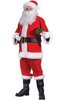 f32e04241f4b santa claus suits economy packaged costumes Mrs Claus Dress