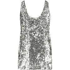 Image result for silver tank top