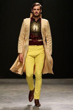 Martin Kadinda Fall/Winter 2016 - South Africa Menswear Week