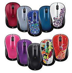 Logitech M325 Wireless Optical Mouse (Assorted) - $9.99  P/U @ Staples #LavaHot http://www.lavahotdeals.com/us/cheap/logitech-m325-wireless-optical-mouse-assorted-9-99/96669