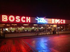 Neon Signs, Restaurant, Spaces, Holidays, My Favorite Things, Happy, Inspiration, Copenhagen, Biblical Inspiration