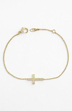 Nadri Cross Station Bracelet (Nordstrom Exclusive) available at #Nordstrom