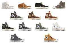 college style converse