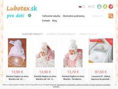 E-shop - Lubotex