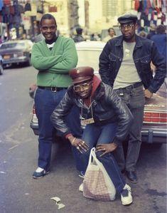 Brooklyn-1980's-Jamel Shabazz