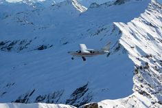 Discover Milford Sound and beyond with our family-owned and operated scenic flight company based at Queenstown Airport. Queenstown Airport, Milford Sound, Winter Time, Alps, New Zealand, Cruise, Mountains, Amazing, Travel