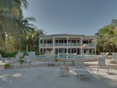 Beautiful Seafront 1 Bedroom Condo at Coral Bay Villas Vacation Rental in Ambergris Caye Belize $150/night