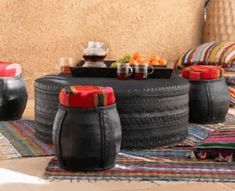 Top 25 Ways To Reuse Tires  Furniture From Repurposed Tires