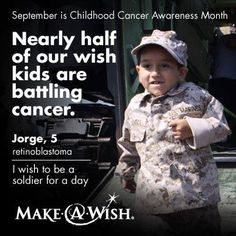 Want to help grant wishes for these brave children?  Donate here: http://a.wish.org/donatenew