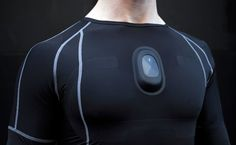 Top 5 smart clothes for the gym that you can buy right now. WTVOX compilation all garments presented here are available and ready to purchase Wearable Device, Wearable Technology, Futuristic Technology, Medical Technology, Energy Technology, Technology News, Smart Textiles, Medical Design, Smart Outfit