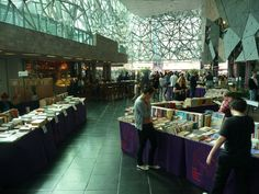 Melbourne Literary / Fed Square Book Market