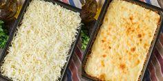 ako variť karfiol v rúre Grains, Pizza, Rice, Cooking Recipes, Bread, Food, Mariana, Vegetarian Meals, Easy Meals