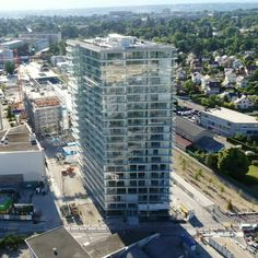 Glass Balustrade, Glass Railing, Aluminium, Skyscraper, Buildings, Multi Story Building, Opal, Geneva, Hand Railing