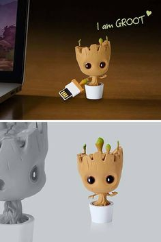 Guardians of the Galaxy Groot USB Flash Drive