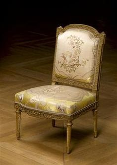 Réunion des Musées Nationaux-Grand Palais - Chaise à la Reine Boulard Jean-Baptiste (1725-1789) Paris, musée du Louvre