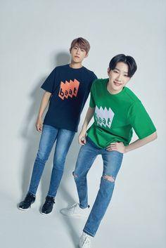 Wanna-One - Woojin & Guanlin Kpop, Jaehwan Wanna One, Let's Stay Together, Guan Lin, Lai Guanlin, Produce 101 Season 2, Lee Daehwi, Fans Cafe, Kim Jaehwan