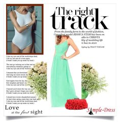 """""""Simple-dress #13"""" by eminajamakovic ❤ liked on Polyvore featuring Ethan Allen and simpledress"""