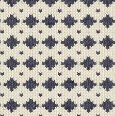 """Photo from album """"Жаккарды on Yandex. Knitting Blogs, Knitting Charts, Sweater Knitting Patterns, Knitting Stitches, Knitting Projects, Intarsia Patterns, Stitch Patterns, Crochet Patterns, Addi Knitting Machine"""
