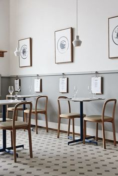 scandinavian restaurant design #delightfull #uniquelamps #DiningRoomInteriorDesign #DiningRoomLighting #DiningRoomChandeliers #ModernChandeliers #ModernHomeLighting #FloorLamps #TableLamps #CeilingLights #WallLights #DesignerLighting