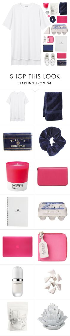 """「32.」"" by moonbeam-s ❤ liked on Polyvore featuring Monki, Threshold, FOSSIL, Miss Selfridge, Pantone, Lodis, Dr. Martens, Incase, Acne Studios and Marc Jacobs"