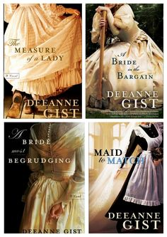 """Deanne Gist      love this author...I am reading """"Deep in the Heart of Trouble"""" right now! :)"""