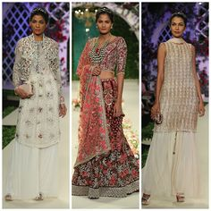 #VarunBhal Collection #VINTAGE GARDEN At FDCI #IndiaCoutureWeek2016 #ICW2016 #MovieShoovy