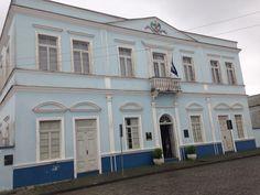 Museu Histórico e antiga cadeia de São Francisco do Sul - SC