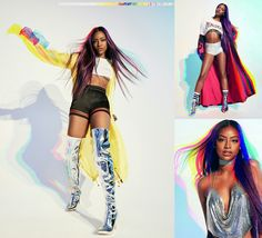 #JustineSkye is the face of #Forever21's new music festival collection!  • • • • • #JustineSkye é o rosto da nova coleção de festival de música da #Forever21!