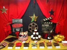 Hostess with the Mostess® - Movie Birthday Party Bash