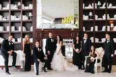 Modern chic wedding at the Viceroy Miami, photo by Becca Borge Photography   junebugweddings.com