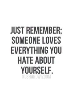 Someone loves you..