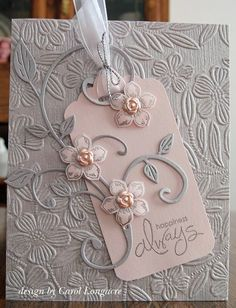 June is for weddings, and my wedding card stash is depleted, so I knew it was ti. June is for weddings, and my wedding card stash is depleted, so I knew it was time to get a few made. Pretty Cards, Love Cards, Diy Cards, Wedding Cards Handmade, Greeting Cards Handmade, Wedding Anniversary Cards, Happy Anniversary, Husband Anniversary, Engagement Cards