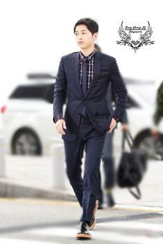 Song Joong Ki - Seoul to Hong Kong.