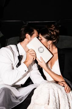 This Is Exactly Where You'll Want to Put That Love Letter on Your Wedding Day Bridal Clutch, Wedding Clutch, On Your Wedding Day, Wedding Vows, Bridal Accessories, Luxury Wedding, White Bridal, That's Love, Bridal Looks