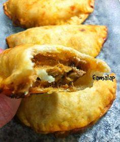GF Empanadillas (sin huevo, levadura pan)