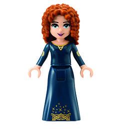 Are you brave? Merida certainly is! Lego Tree House, Brave Merida, Lego Disney Princess, Lego Minifigs, Disney Dreams, Lego Stuff, Lego Friends, Lego Creations, Legos