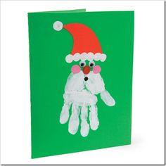 tarjetas manos niños pintadas - Buscar con Google