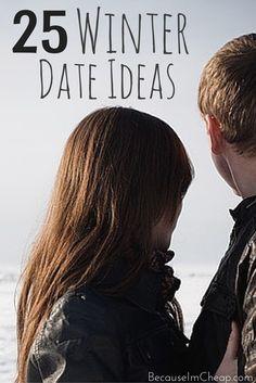 25 winter date ideas