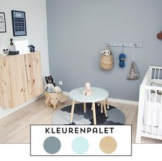 Room Colors, Colours, Home And Living, Interior Inspiration, Baby Room, Activities For Kids, Kids Room, Sweet Home, New Homes