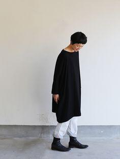 Dolman tunic~wool: Arts & Science
