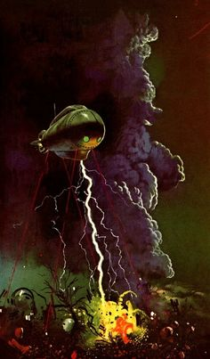 Armageddon 2419 A. D., 1974. Unknow artist.
