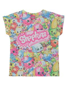 Shopkins T-shirt | Kids | George at ASDA