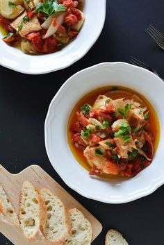 Norwegian Bacalao Stew | Outside Oslo