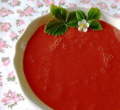 Receta fresquita para este verano: Gazpacho de fresaEl blog de Secretariaevento | El blog de Secretariaevento