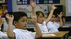 Silent hand signals during the lesson can facilitate understanding without interuption
